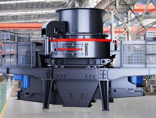 HVI sand making machine performance advantages